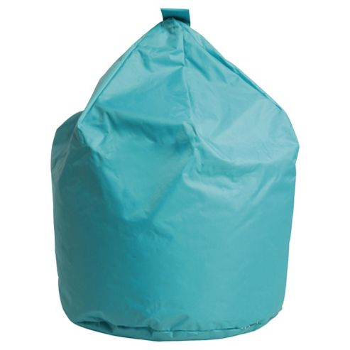 Large Outdoor Beanbag, Turquoise