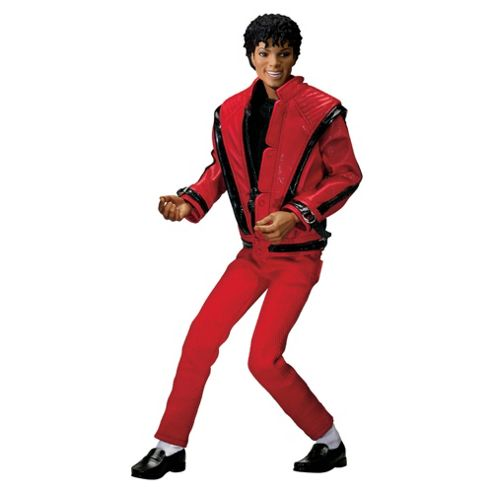 Michael Jackson Thriller Doll
