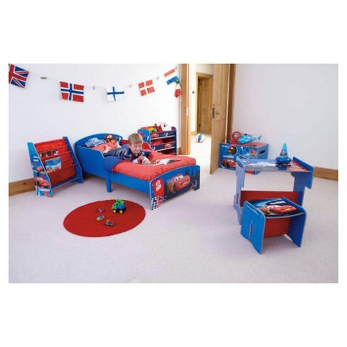 Buy Cars 2 Toddler Bed Frame From Our Disney Bedroom Range