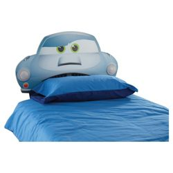 Cars 2 Finn Mcmissile Light Up Headboard