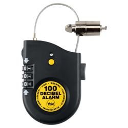 Yale lock alarm mini