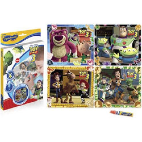 Aquadoodle Mini Mats Toy Story 3
