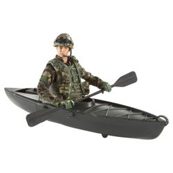 H.M Armed Forces Marine Canoe