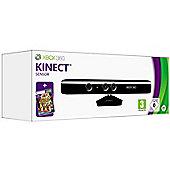 Microsoft Xbox 360 Kinect Sensor and Kinect Adventures