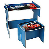 Cars 2 My First Desk And Stool