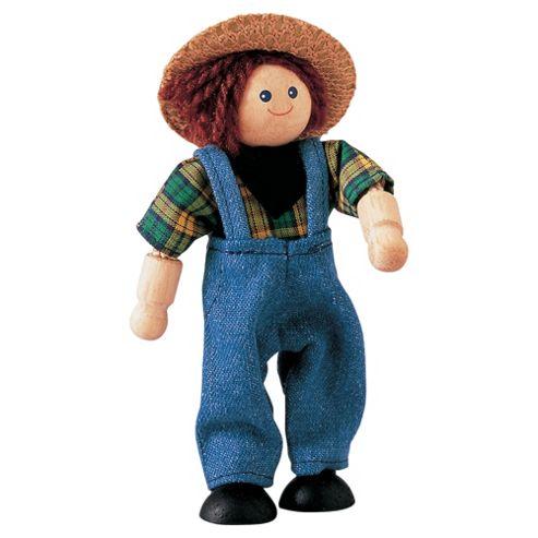 Plan Toys FARMER ,wooden toy