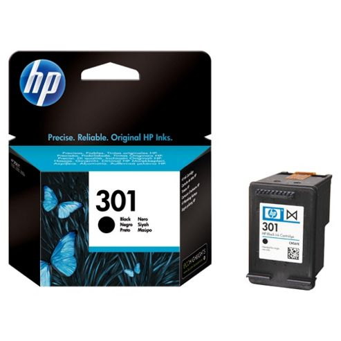 HP 301 Printer Ink Cartridge , Black