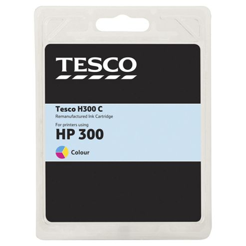 Tesco H300C printer ink cartridge - Colour