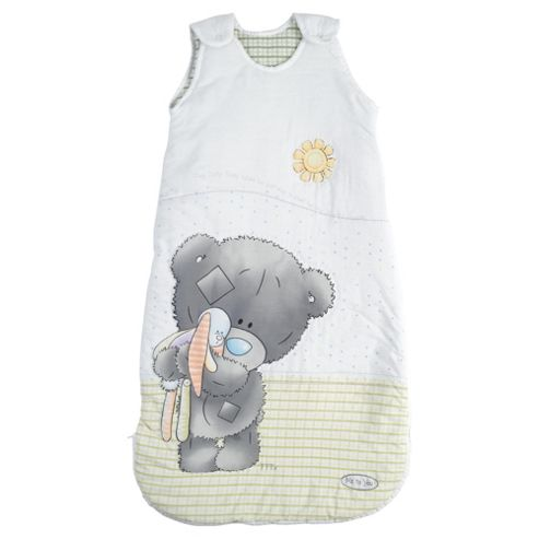 Tiny Tatty Teddy, 2.5 Tog Baby Sleeping Bag, 18-36 Months