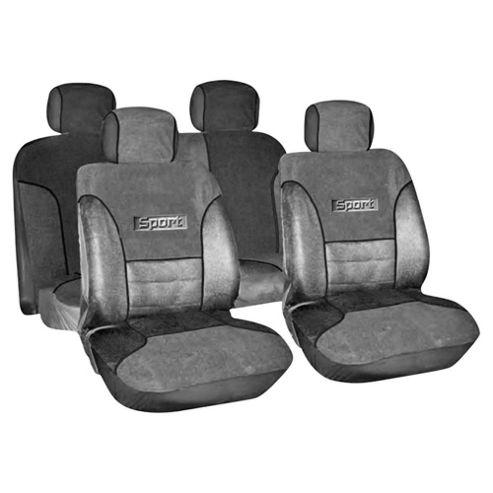 Targa Aa6913 Seat Cover Grey/Black
