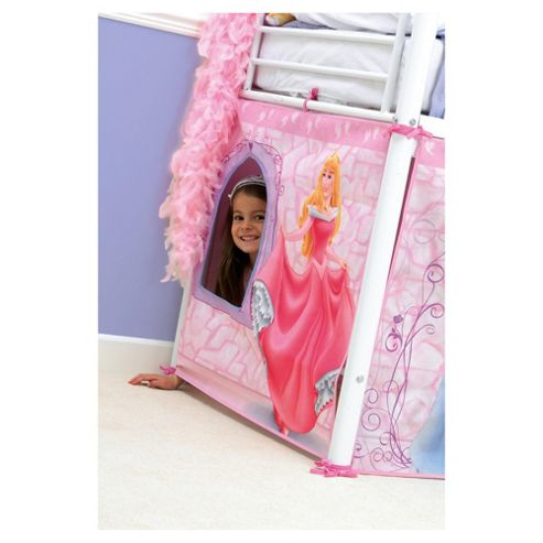 Buy Disney Princess Mid Sleeper Bed Tent Pack From Our Mid