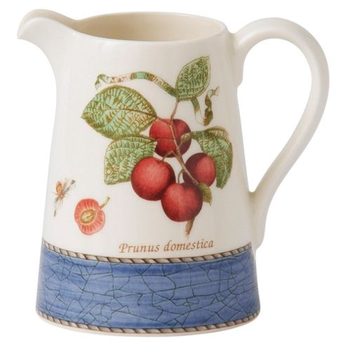 Wedgwood Sarahs Garden Cream Jug, Blue