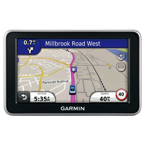 Garmin Nuvi 2350T With A Premium Lifetime Traffic Subscription (Europe Maps) 4.3 inch