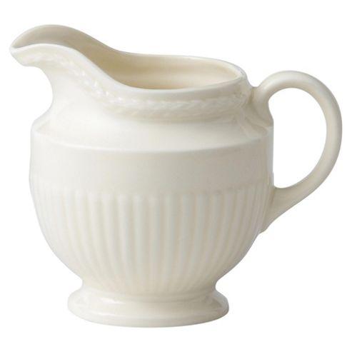 Wedgwood Edme Cream Jug 0.25Ltr