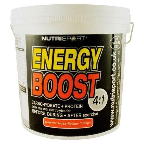 Nutrisport Energy Boost 4:1 5kg Summer Fruit