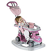 Smart-Trike All-in-One, Pink