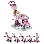 Smart Trike All in One, Pink