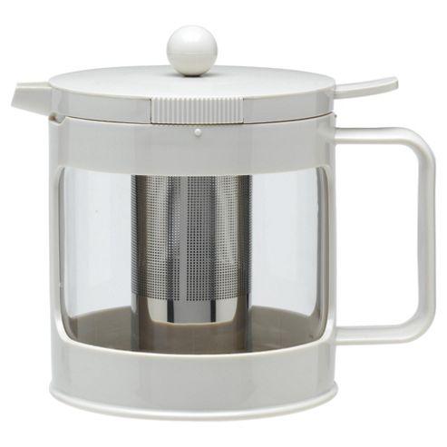 Bodum Bean Teapot, White