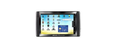 Archos Technology 70 Internet Tablet 7 inch Touchscreen Flash Memory Storage - 8GB