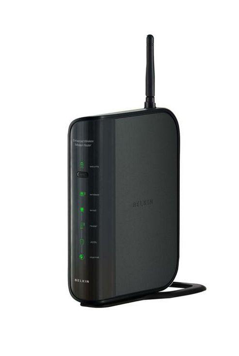Belkin Wireless N150 Modem Router ADSL