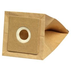 Tesco Paper Dustbags for VC207, 5-Pack