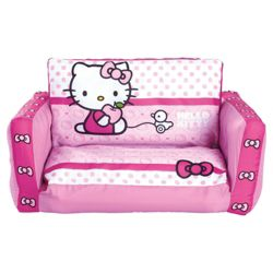 Hello Kitty Inflatable Flip Out Sofa
