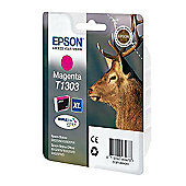 Epson T1303 printer ink cartridge - Magenta