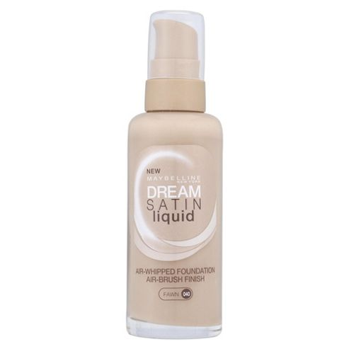 Maybelline Dream Satin Liquid Foundation 040 Fawn