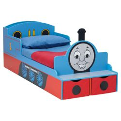 Thomas The Tank Engine Feature Bed