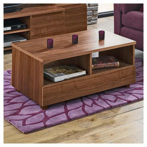 Maddox Coffee Table, Walnut