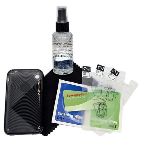 Pro-Tec Protection Pack iPhone 3G/3GS Clear