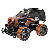 New Bright Land Rover Mudslinger 1:10 RC Toy Car