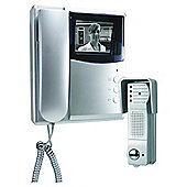 Byron Black & White  Intercom Door Chime VD53A