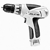 PURE 10.8V Lithium ion Compact Drill & Driver