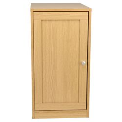 Fraser Modular 1 Door Cupboard, Oak-effect