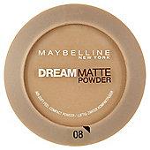 Maybelline Dream Matte Powder 08 Golden Sand