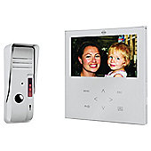 Byron Colour Video Intercom Door Chime VD71
