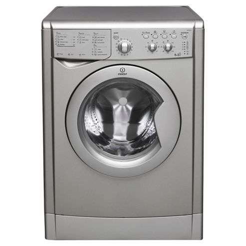 buy indesit iwdc 6125 s washer dryer 6kg wash load 1200rpm spin b energy rating from our. Black Bedroom Furniture Sets. Home Design Ideas