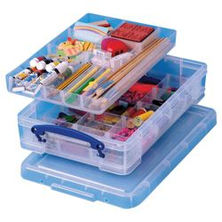 Really Useful Boxes 4L hobby pack with lid