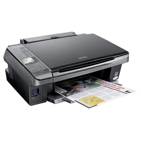 Epson Stylus SX425W AIO Wireless (Print, Copy and Scan) Inkjet Printer