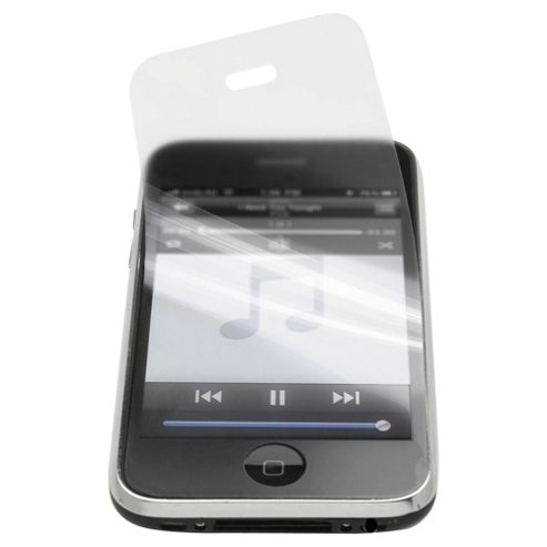 Cygnett Optic Clear Screen Protectors for iPhone 3 and iPhone 3GS