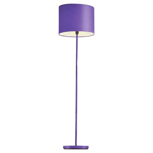 Tesco Lighting Funky Matchstick Floor Lamp Purple
