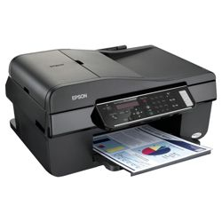 Epson Stylus Office BX305FW Wireless AIO (Print, Copy, Scan & Fax) Inkjet Printer
