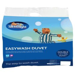 Silentnight Easy Wash Double Duvet 13.5