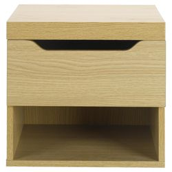 Seattle Kids Beside Chest, Oak-Effect