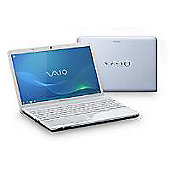 "Sony EE2E1E/WI Laptop (3GB, 320GB, 15.6"" Display) White"