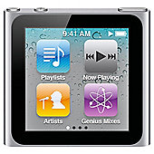 Apple MC525QB/A iPod Nano 8GB 6th Generation - Silver