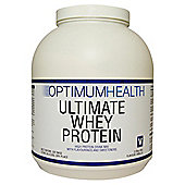 Optimum Health Ultimate Whey Protein 2.25kg Choc Mint