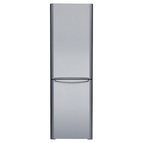 Indesit BIAA134SI Fridge Freezer Silver