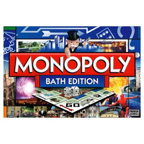 Monopoly Bath Edition